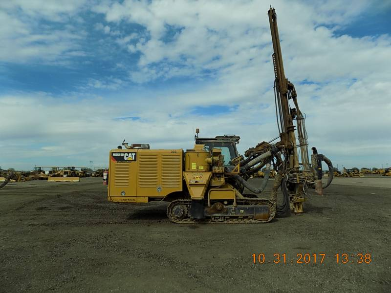 CATERPILLAR HYDRAULIC TRACK DRILLS MD5150C equipment  photo 6