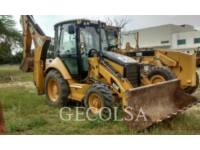 Equipment photo CATERPILLAR 428E RETROEXCAVADORAS CARGADORAS 1