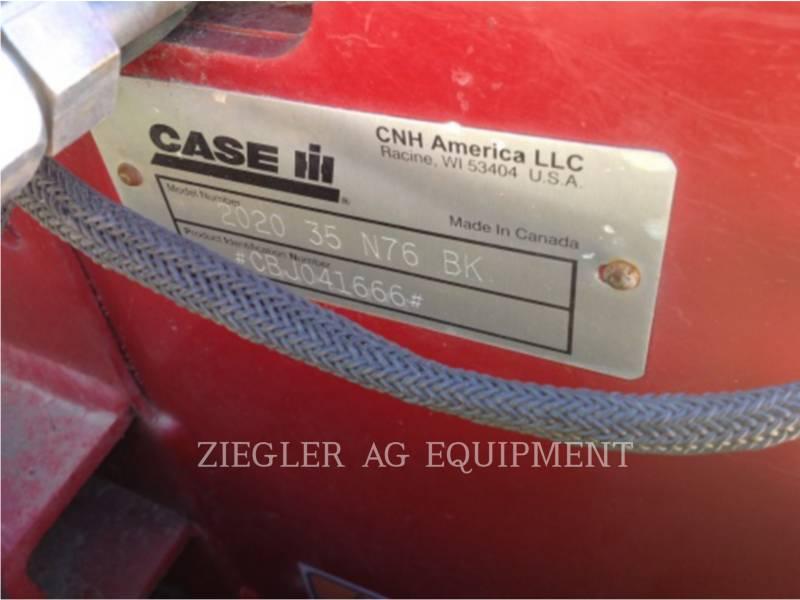 CASE/NEW HOLLAND HEADERS 2020 equipment  photo 2