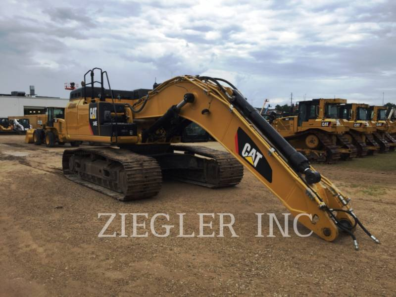 CATERPILLAR TRACK EXCAVATORS 349ELH equipment  photo 3