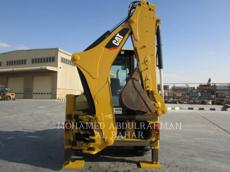 CATERPILLAR BACKHOE LOADERS 422 F 2 equipment  photo 4