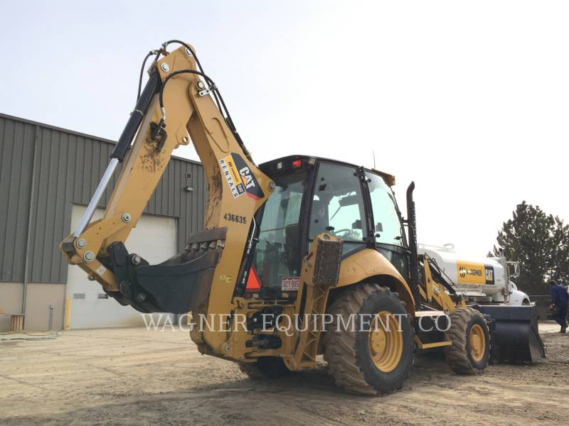 CATERPILLAR BACKHOE LOADERS 430F IT4WD equipment  photo 3