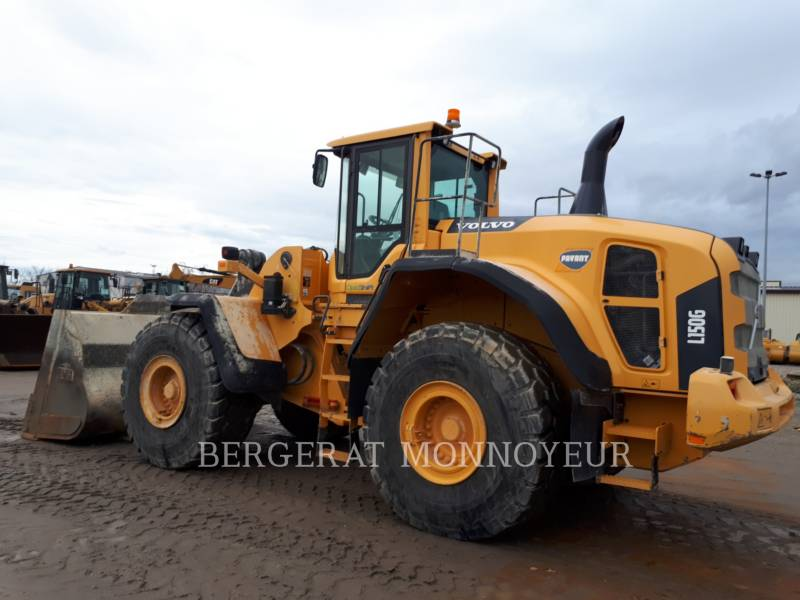 VOLVO CONSTRUCTION EQUIPMENT WHEEL LOADERS/INTEGRATED TOOLCARRIERS L150 equipment  photo 2