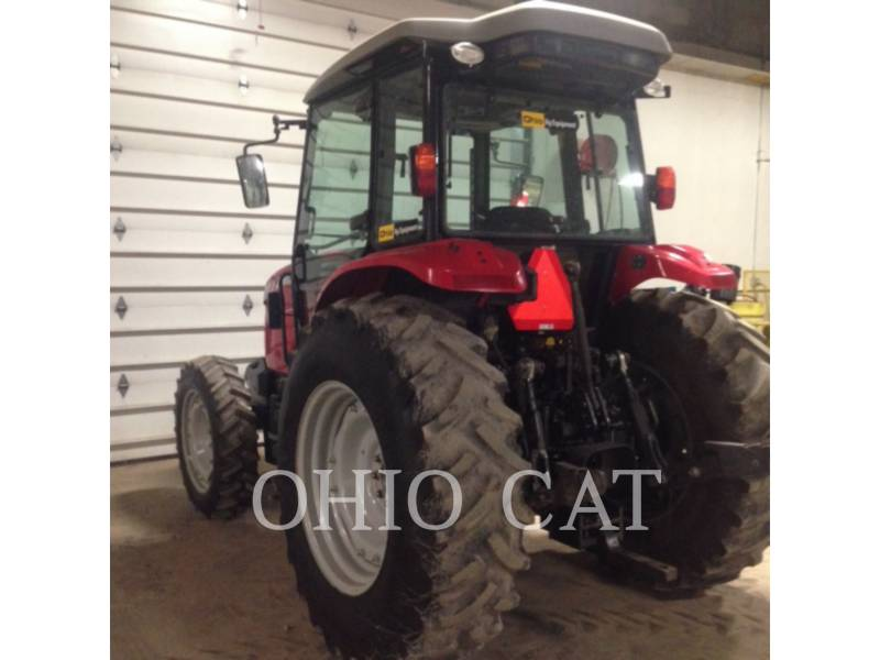AGCO-MASSEY FERGUSON AG TRACTORS MF4608 equipment  photo 7