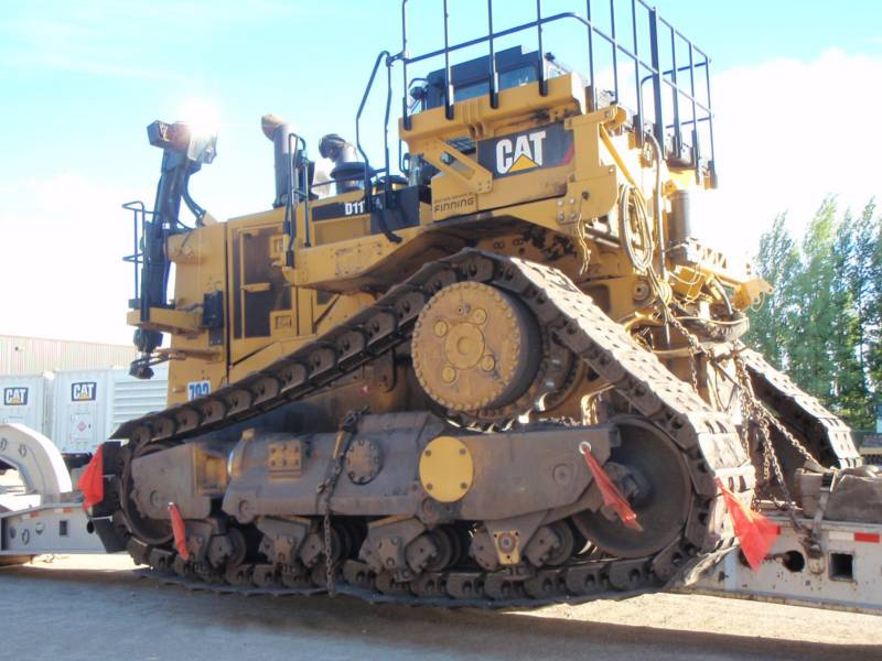 CATERPILLAR TRACTORES DE CADENAS D11T equipment  photo 4