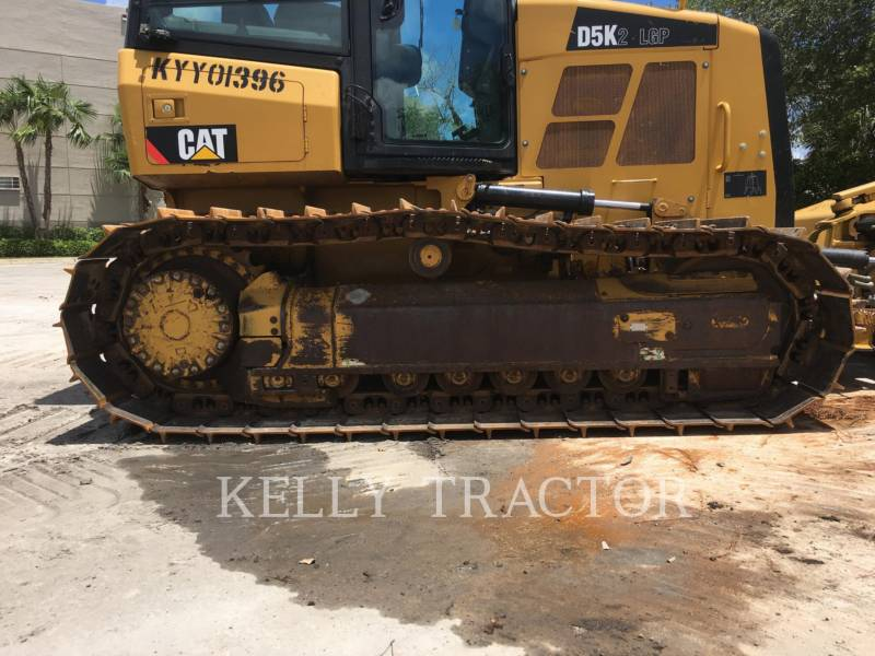 CATERPILLAR TRACTEURS SUR CHAINES D5K2LGP equipment  photo 12