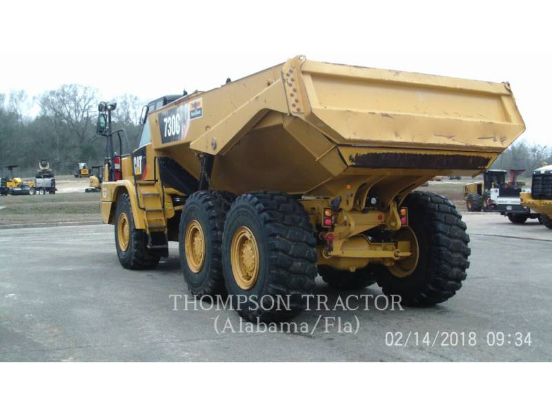 CATERPILLAR OFF HIGHWAY TRUCKS 730C equipment  photo 3