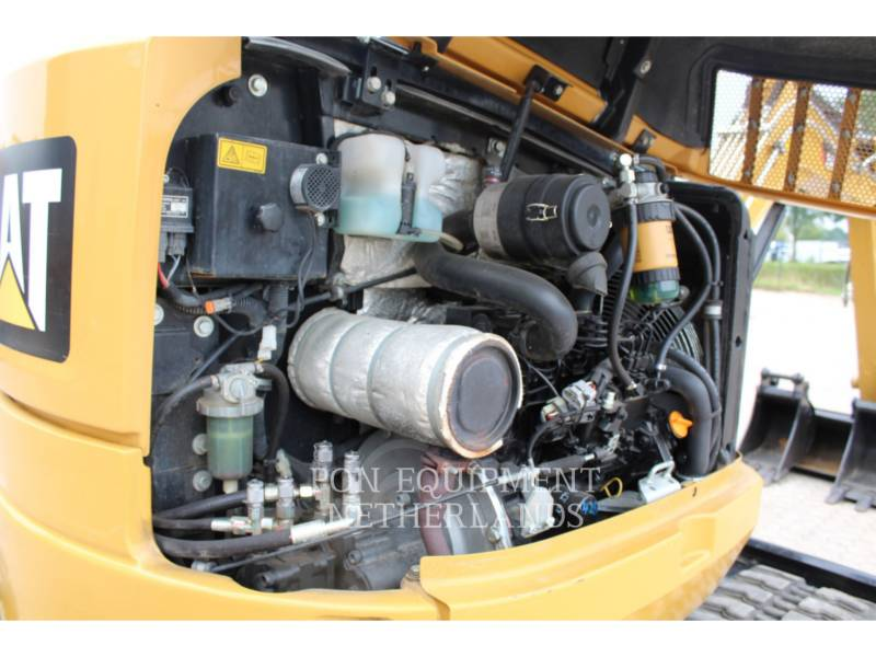 CATERPILLAR KETTEN-HYDRAULIKBAGGER 302.7 D CR equipment  photo 10