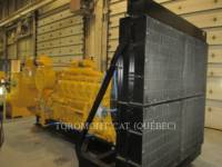 CATERPILLAR STATIONARY GENERATOR SETS 3512, 910KW 600VOLTS equipment  photo 3