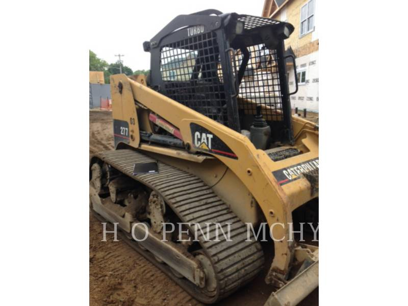 CATERPILLAR DELTALADER 277 equipment  photo 6