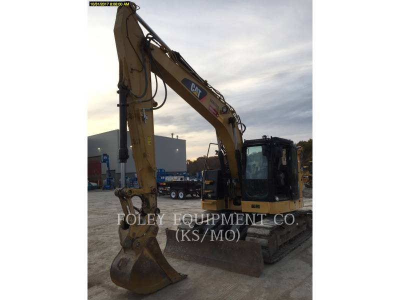 CATERPILLAR EXCAVADORAS DE CADENAS 314ELCR9 equipment  photo 2