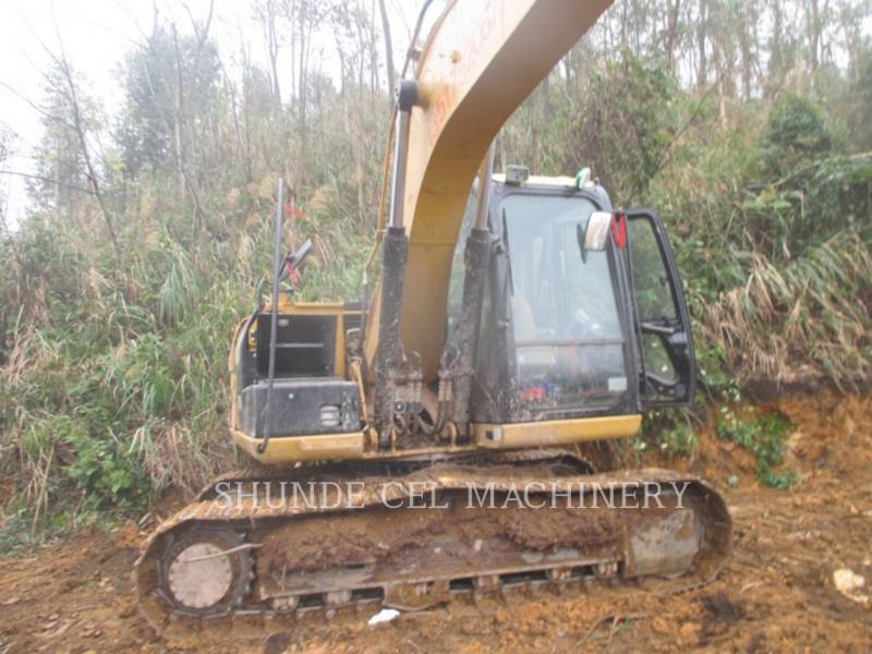 CATERPILLAR TRACK EXCAVATORS 313D2GC equipment  photo 1