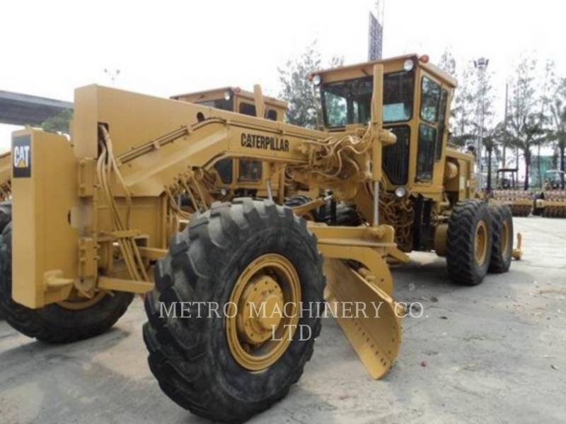 Caterpillar AUTOGREDERE 140G equipment  photo 1
