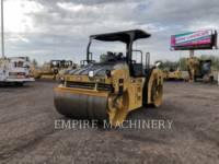 CATERPILLAR TANDEMVIBRATIONSWALZE, ASPHALT CB66B equipment  photo 4