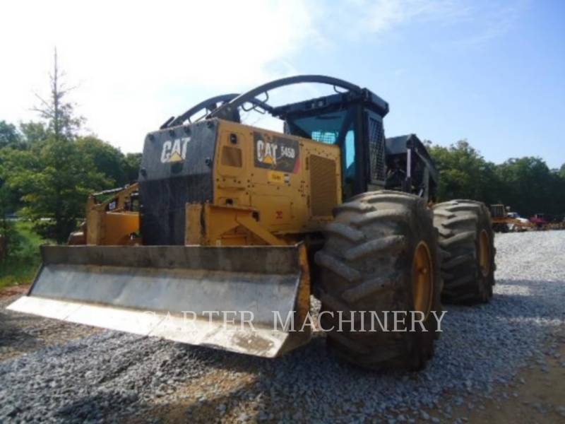 CATERPILLAR EXPLOITATION FORESTIÈRE - DÉBARDEURS 545D equipment  photo 3