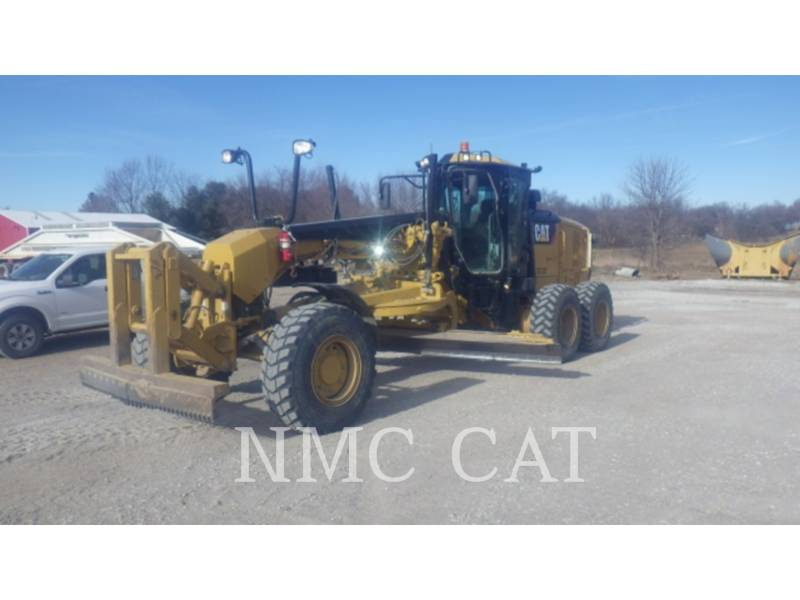 CATERPILLAR NIVELEUSES 12M2AWD equipment  photo 1