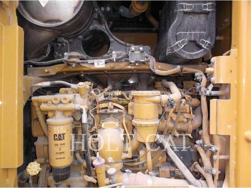 CATERPILLAR MOTONIVELADORAS 140M2 equipment  photo 18