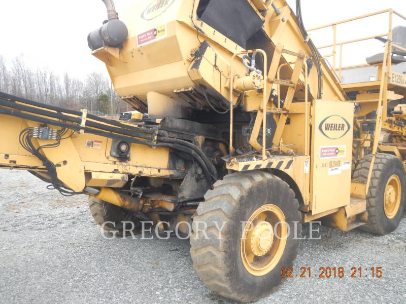 WEILER VARIE/ALTRE APPARECCHIATURE E1250 equipment  photo 7