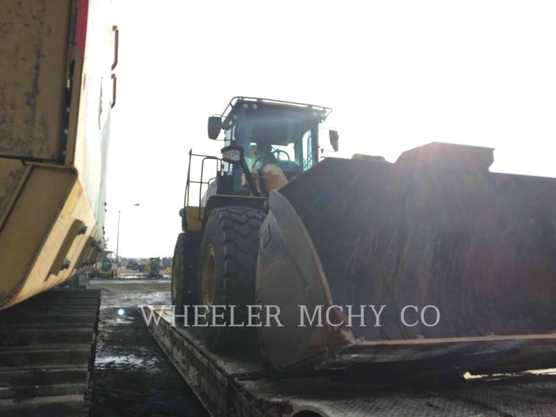 CATERPILLAR CARGADORES DE RUEDAS 950M QCF equipment  photo 2