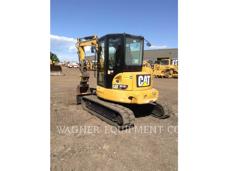 CATERPILLAR PELLES SUR CHAINES 305.5E2 TB equipment  photo 4