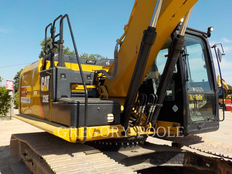 CATERPILLAR ESCAVADEIRAS 320E L equipment  photo 5