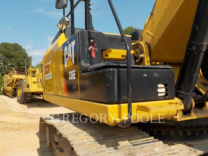CATERPILLAR トラック油圧ショベル 336ELH equipment  photo 6