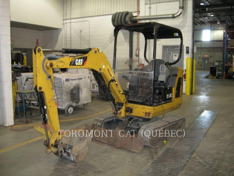 CATERPILLAR PELLES SUR CHAINES 301.8C equipment  photo 1