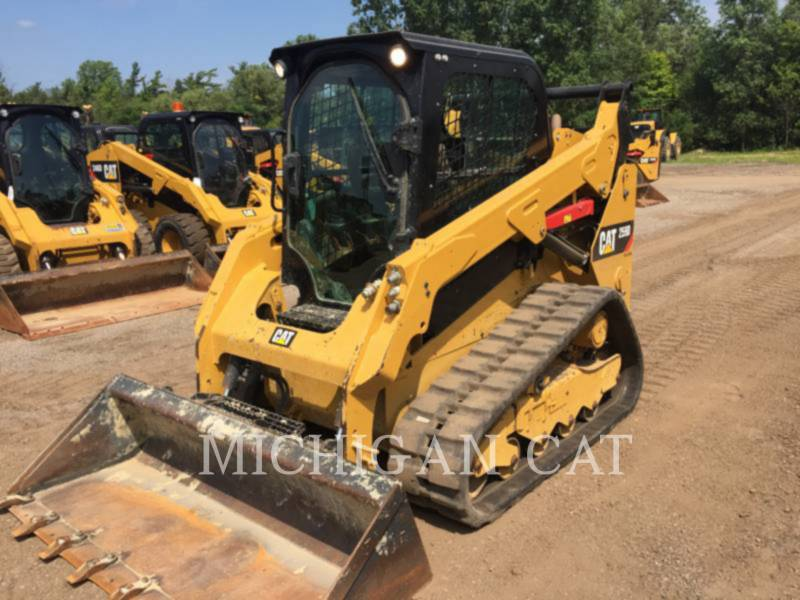 CATERPILLAR MULTI TERRAIN LOADERS 259D A2Q equipment  photo 1