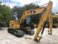 CATERPILLAR TRACK EXCAVATORS 313FL GC equipment  photo 7