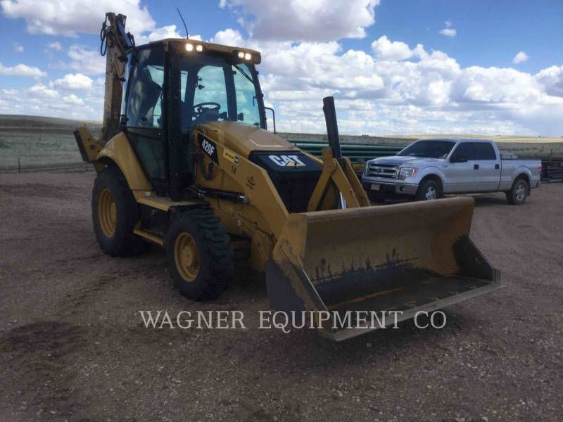 Caterpillar BULDOEXCAVATOARE 420F 4WDE equipment  photo 2