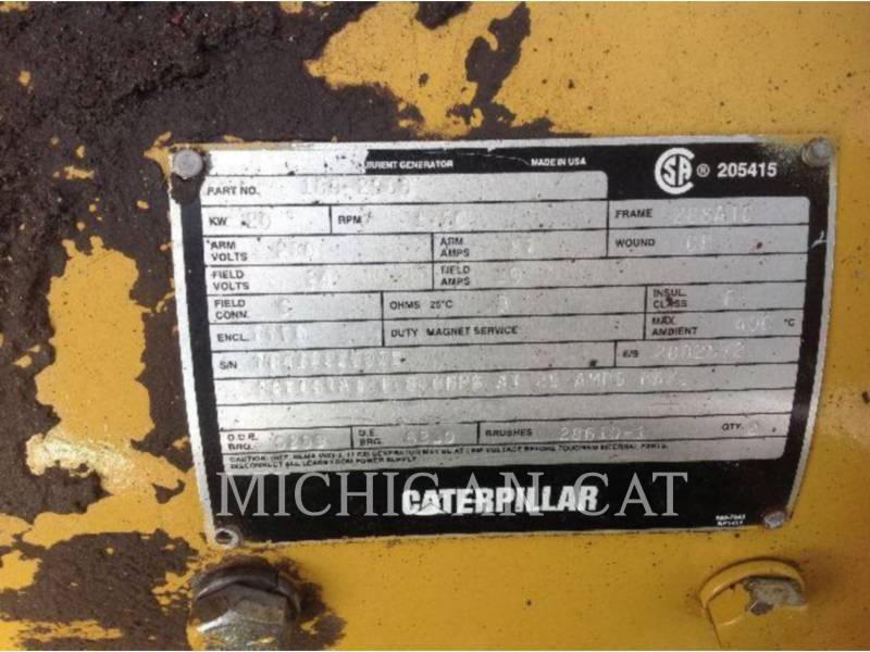 CATERPILLAR TRACK EXCAVATORS 330CL MH equipment  photo 14