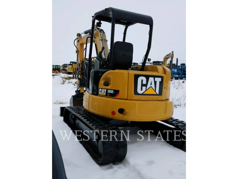 CATERPILLAR トラック油圧ショベル 305 E2 CR equipment  photo 4