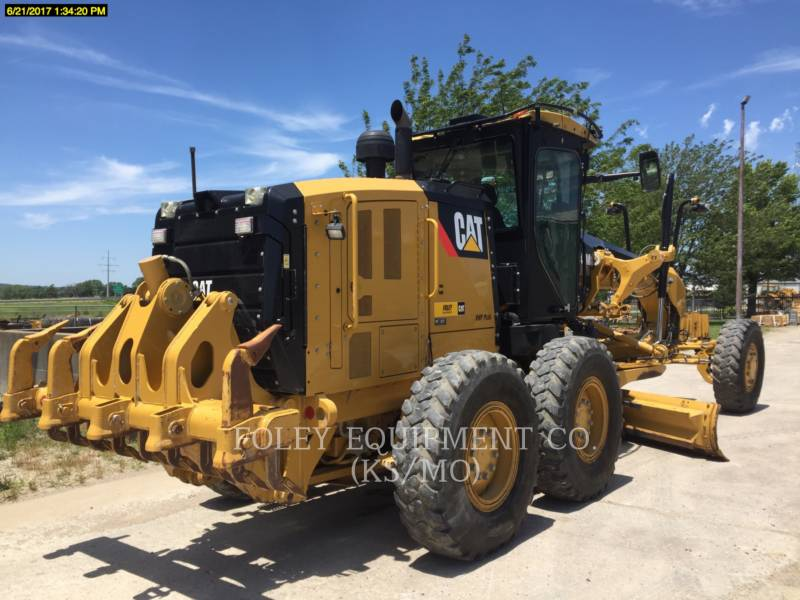 CATERPILLAR MOTONIVELADORAS 140M2AWD equipment  photo 4