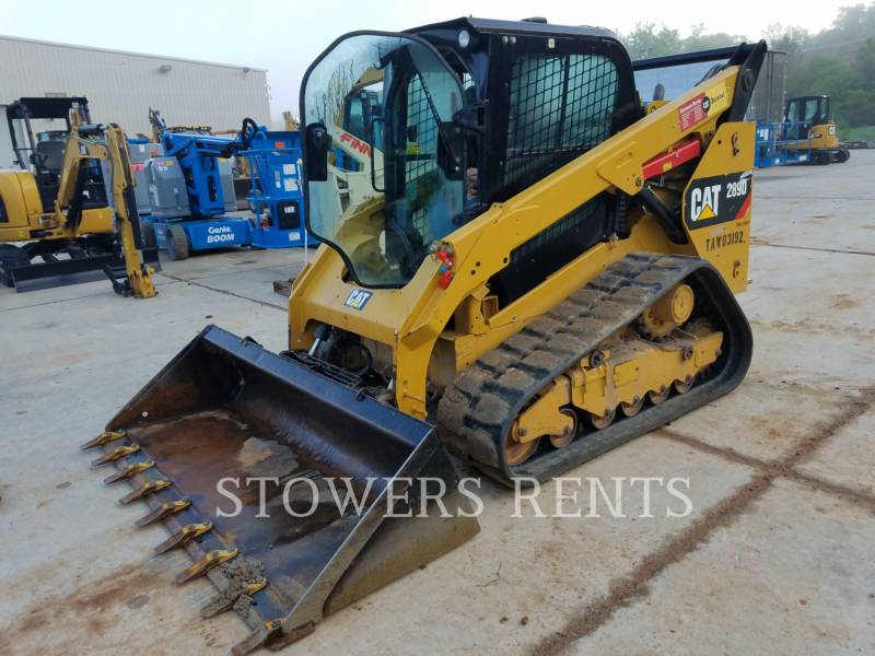 CATERPILLAR MULTI TERRAIN LOADERS 289D CAB equipment  photo 4