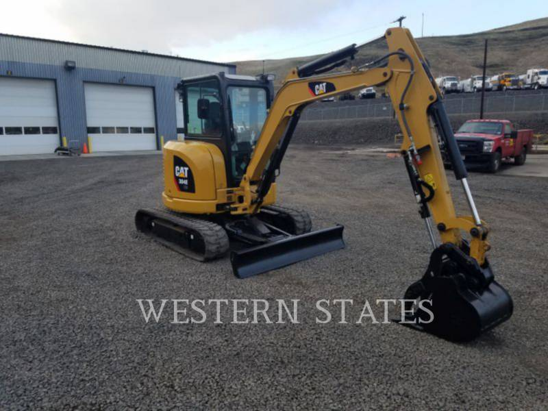 CATERPILLAR TRACK EXCAVATORS 304 E CR equipment  photo 2