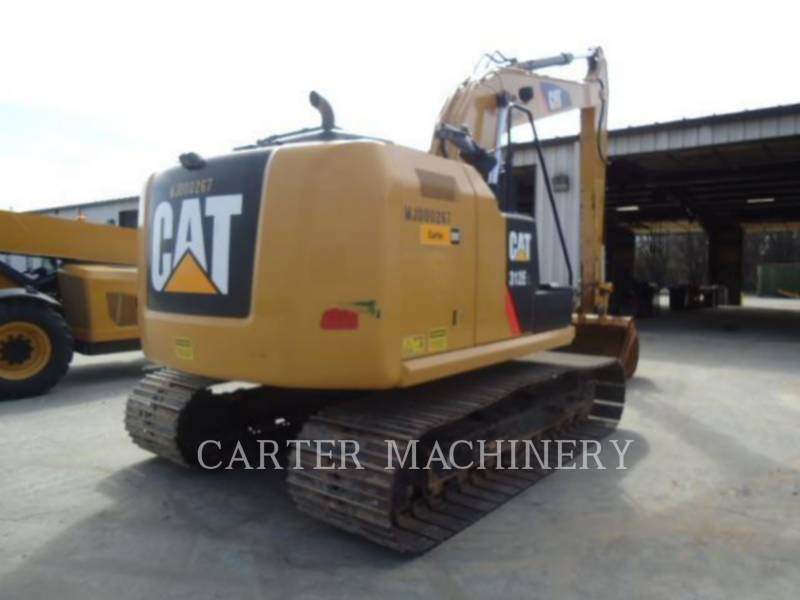 CATERPILLAR TRACK EXCAVATORS 312E equipment  photo 3