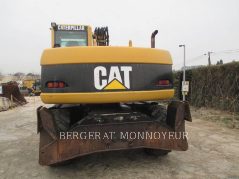 CATERPILLAR WHEEL EXCAVATORS M313C equipment  photo 5
