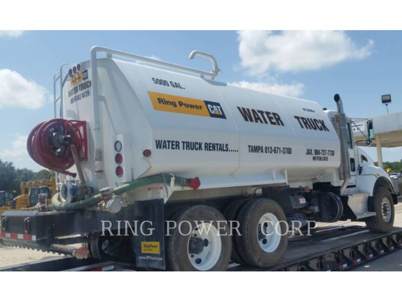 UNITED WATER TRUCKS WT5000 equipment  photo 3