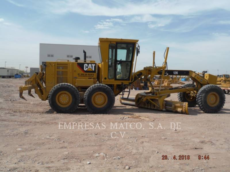 CATERPILLAR MOTOR GRADERS 12K equipment  photo 6