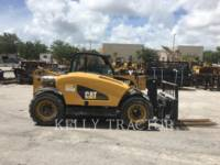 CATERPILLAR TELEHANDLER TH255C equipment  photo 7