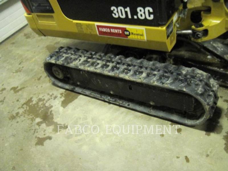 CATERPILLAR ESCAVADEIRAS 301.8C equipment  photo 5