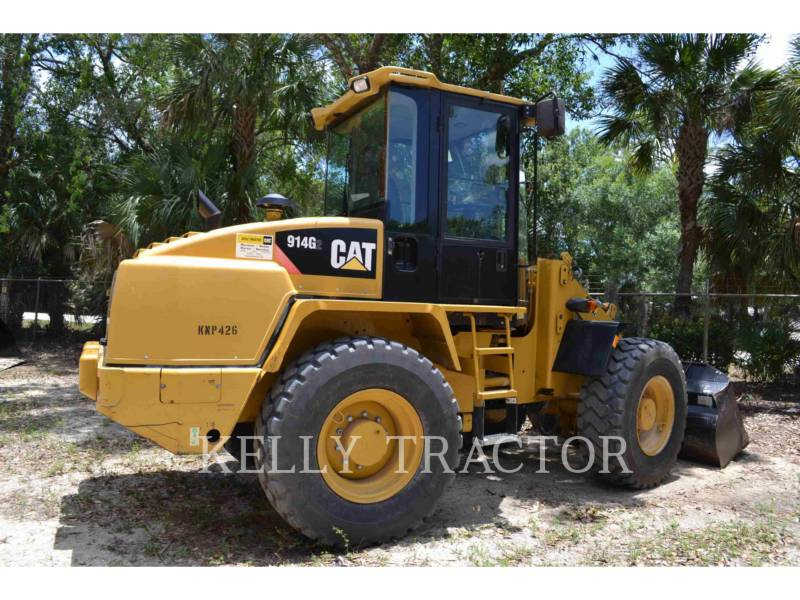 Caterpillar ÎNCĂRCĂTOARE PE ROŢI/PORTSCULE INTEGRATE 914G2 equipment  photo 4