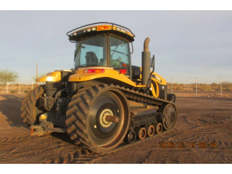 CATERPILLAR AG TRACTORS MT855C equipment  photo 3