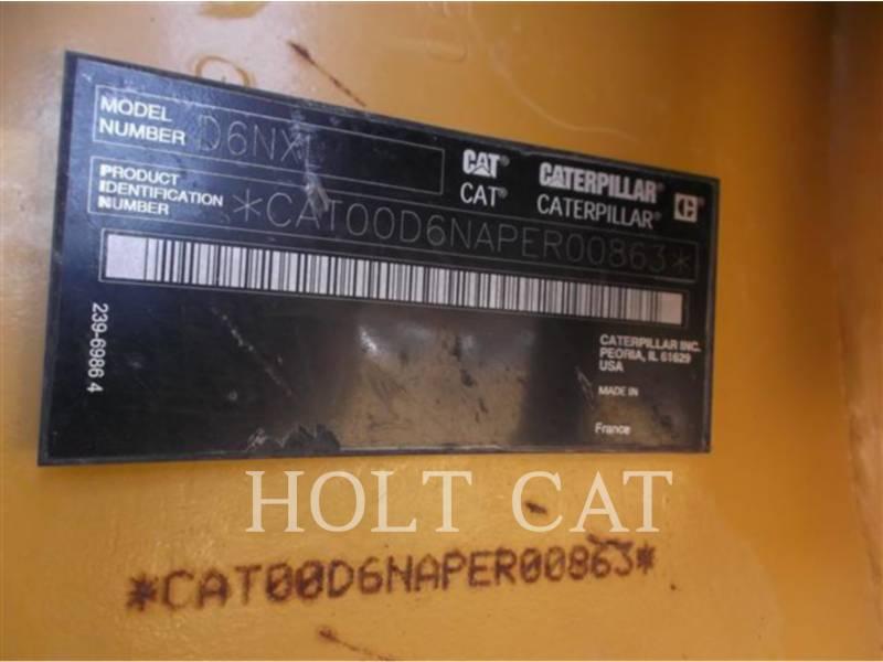 CATERPILLAR KETTENDOZER D6N XL equipment  photo 5