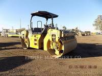 Equipment photo CATERPILLAR CB66B VIBRATORY DOUBLE DRUM ASPHALT 1
