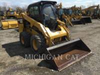 CATERPILLAR KOMPAKTLADER 246D C2Q equipment  photo 1