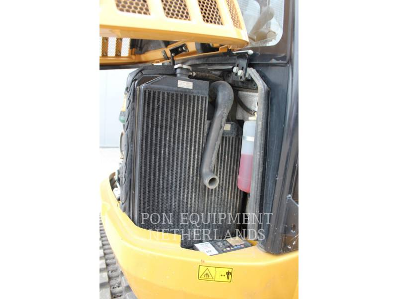 CATERPILLAR KETTEN-HYDRAULIKBAGGER 302.7 D CR equipment  photo 11