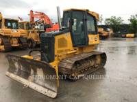 Equipment photo JOHN DEERE 450J TRACTOARE CU ŞENILE 1