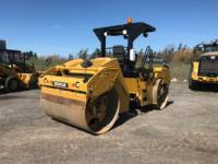 CATERPILLAR VIBRATORY DOUBLE DRUM ASPHALT CB54 equipment  photo 8