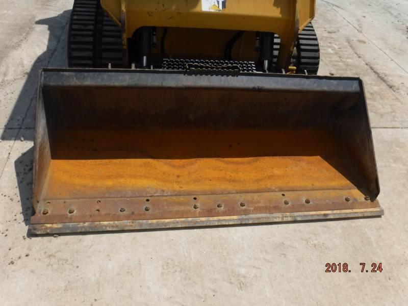 CATERPILLAR PALE CINGOLATE MULTI TERRAIN 259D equipment  photo 5